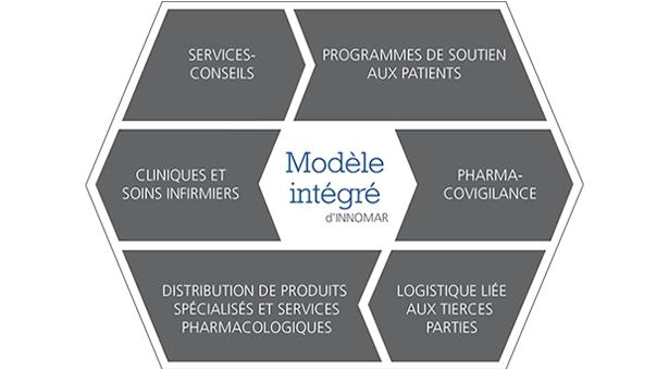 integrated model infographic